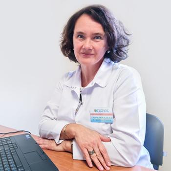 Гаврилюк Елена Владимировна