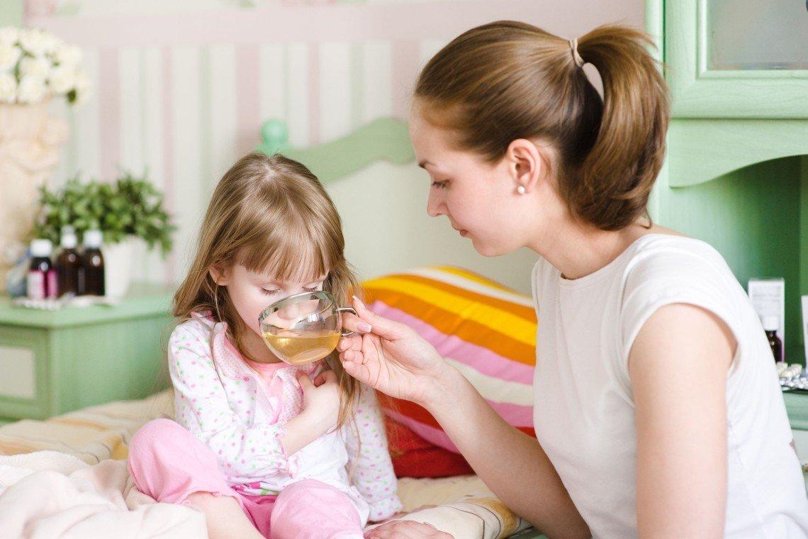 лечение ацетона у детей