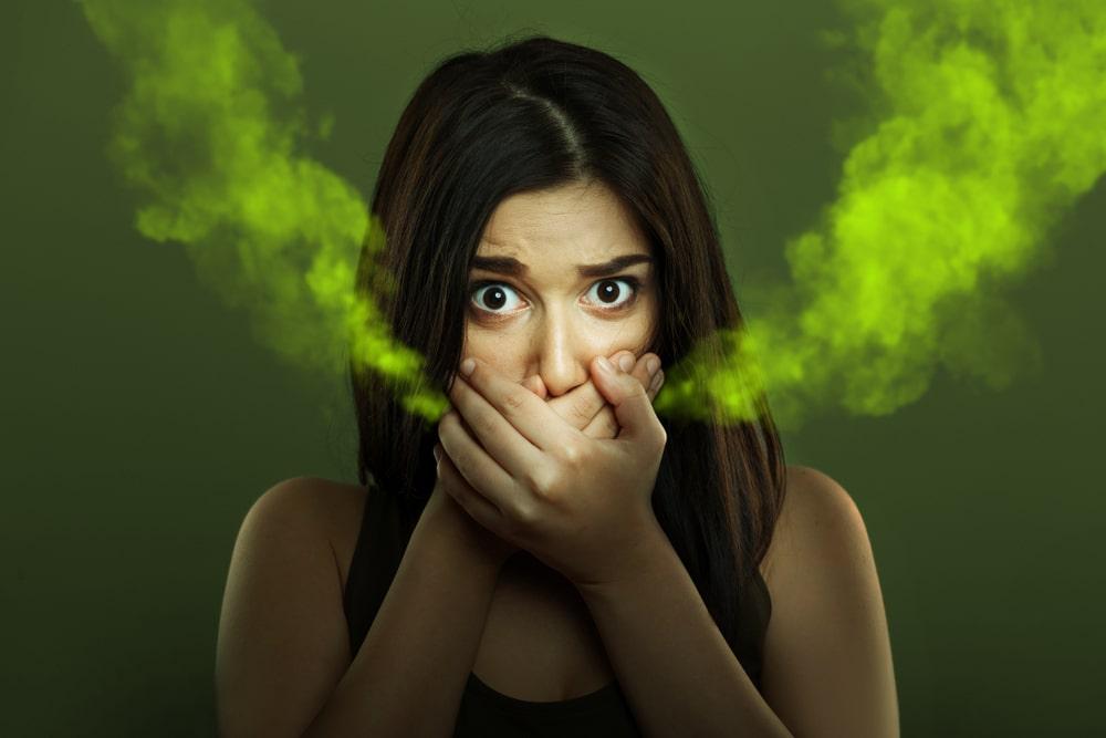 лечение причин запаха изо рта днепр